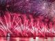 Harborfest fireworks