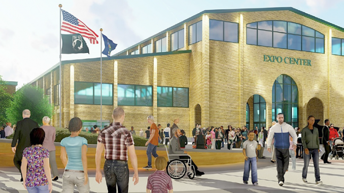 Plans are underway to build a new 136,000-sq.-ft. Expo Center at The Great New York State Fair.
