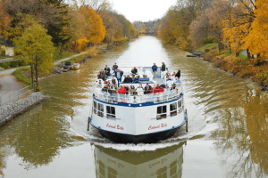Colonial Belle Erie Canal Cruises in Fairport. Tours start at $10.
