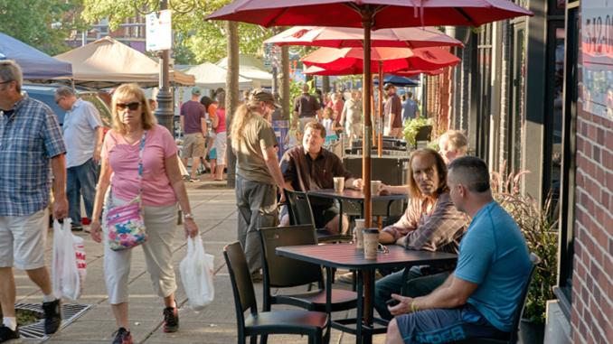 The Oswego Farmer's Market runs every Thursday from 3:30 to 8:30 p.m. Photo provided.