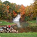 10. Holley Falls