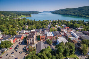 """Cooperstown is one of the favorite spots to visit for Alice Maggiore, who works at Downtown Committee of Syracuse. """"Cooperstownmay be thehome of baseball, but a visit to the village delivers a home-run experience for all,"""" she says."""