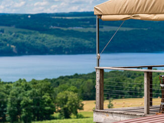 Atwater Estate Vineyards is a family-owned winery located on eighty scenic acres on the eastern side of Seneca Lake.